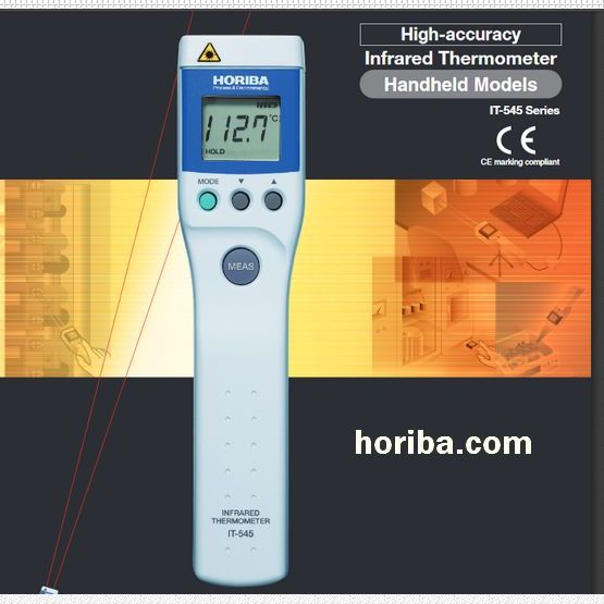 IT-545 non-contact thermometer - HORIBA